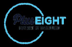 Plus Eight Logo
